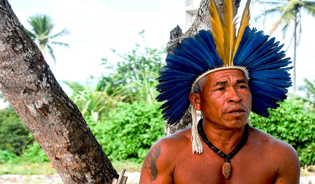 Los indígenas en Brasil son solo usuarios de sus tierras, no son propietarios