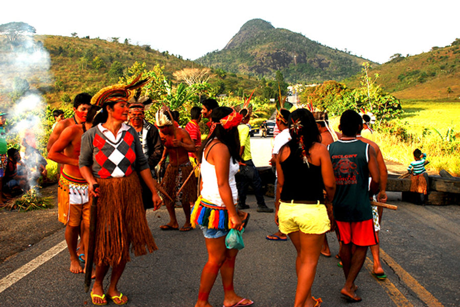 Corporate Developers Seize Indigenous Lands in Brazil and Hire Hit Men to Murder Residents