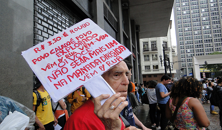 Protests in Brazil and Their Repression