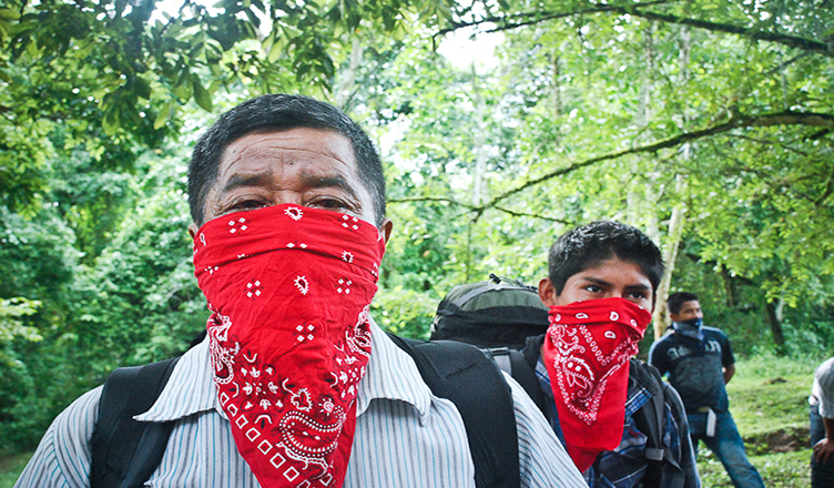 Comunicado zapatista: febrero 2016