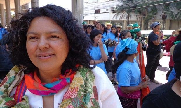 """Honduras: Berta Caceres, """"nos enfrentamos a poderes grandes"""""""