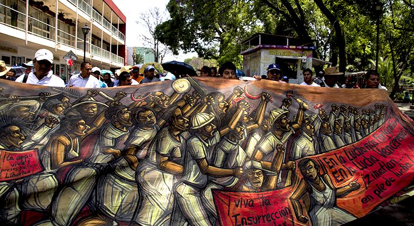 Más de 5 mil profesores en Oaxaca no han recibido su sueldo desde hace 2 años