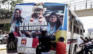 Publicidad electoral a la basura