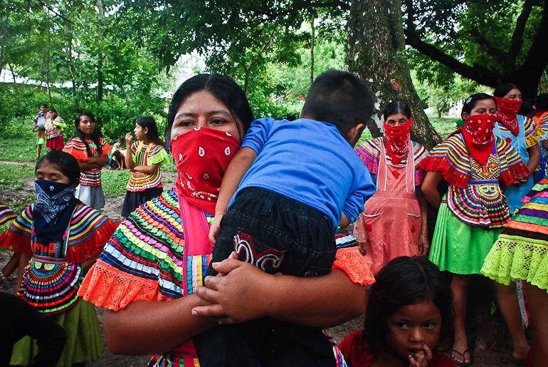 Subcomandantes del EZLN, Moisés y Galeano, lanzan mensaje sobre la situación en México