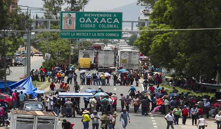 Se extiende resistencia en todo Oaxaca contra Reforma Educativa