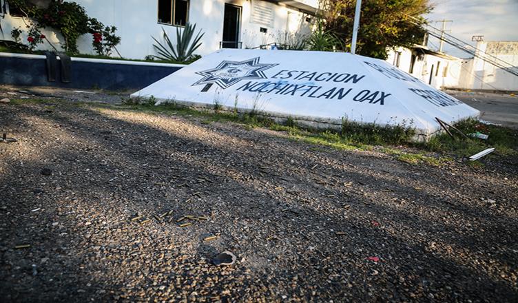 México: Armas que fueron utilizadas en Nochixtán son importadas de Estados Unidos