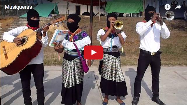 EZLN dedica su arte para las mujeres de abajo y a la izquierda