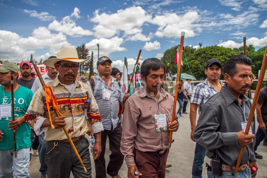 A un mes de la masacre en Nochixtlán la resistencia va en aumento