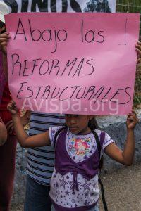 Primer dia Caravana Oaxaca