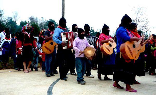 En Chiapas, militarización en aumento en territorios zapatistas y campesinos