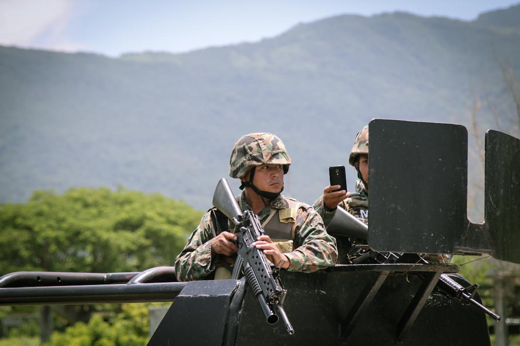 México: Siguiente fase de megaproyectos en Oaxaca es acompañada por bases militares