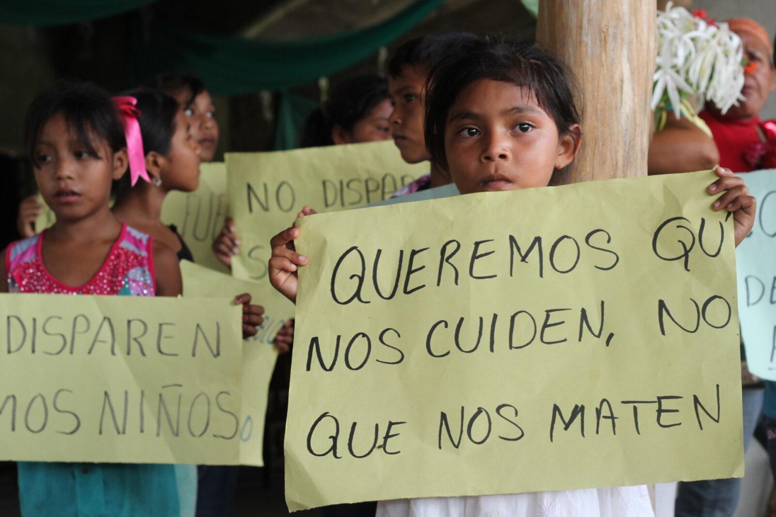 México: en Michoacán ha pasado un año desde la muerte del niño Hidelberto, los asesinos siguen impunes
