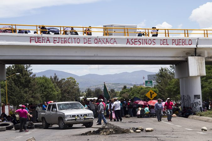 México: Documentary of Nochixtlan, Oaxaca Land of the brave people