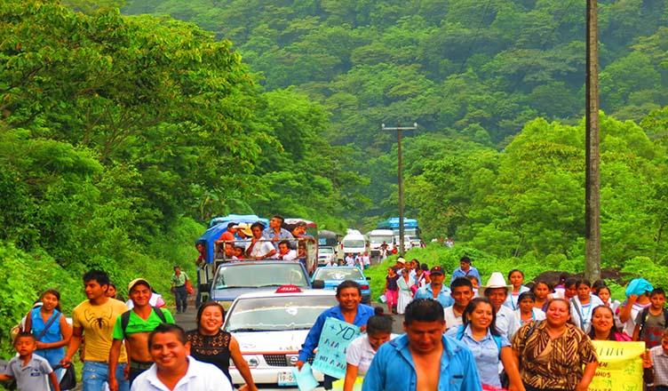 Puebla: 223 comunidades unidas para la Defensa del Territorio