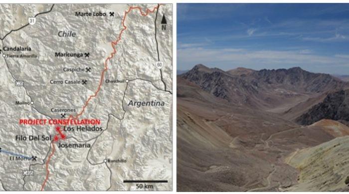 Chile: Constelación, el proyecto minero binacional más grande de Sudamérica