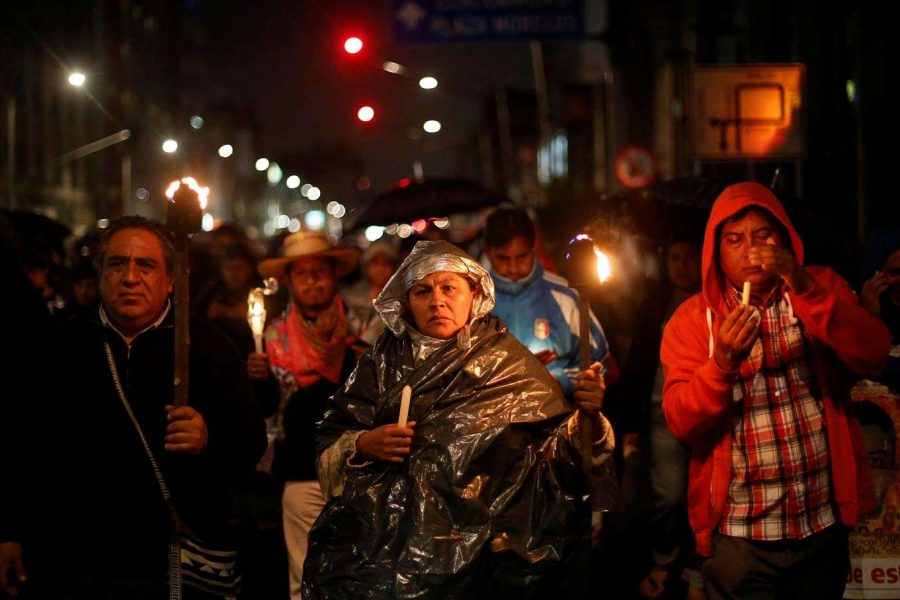 Rebellion Spreads in Mexico After Police Massacre