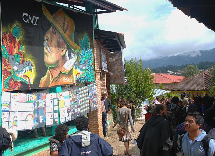 CNI y EZLN convocan el quinto Congreso Nacional Indígena en Octubre
