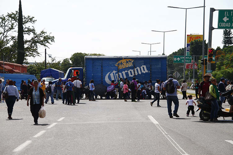 Oaxaca: CNTE, si no hay respuestas satisfactorias se realizarán actividades de ingobernabilidad en el país