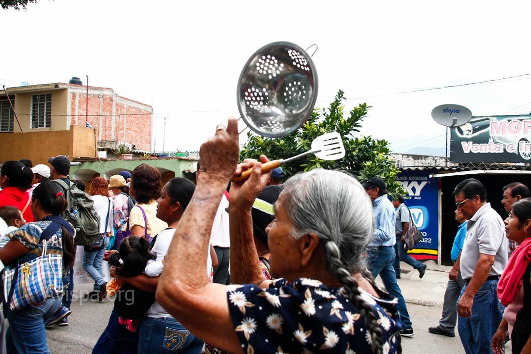 Compilación de videos de la cobertura de la CNTE en Oaxaca desde el 15 de mayo