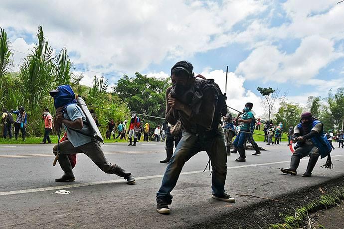 Las anarquistas en Colombia y el nuevo momento de protestas sociales