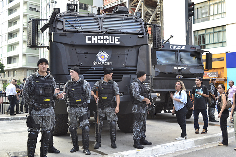 Brasil: Juegos Olímpicos, laboratorio de la ley antiterrorista