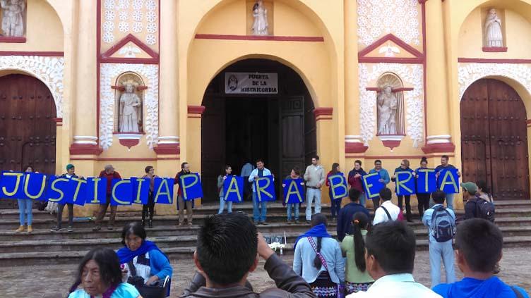 COPINH exige comisión independiente para investigar asesinato de Berta