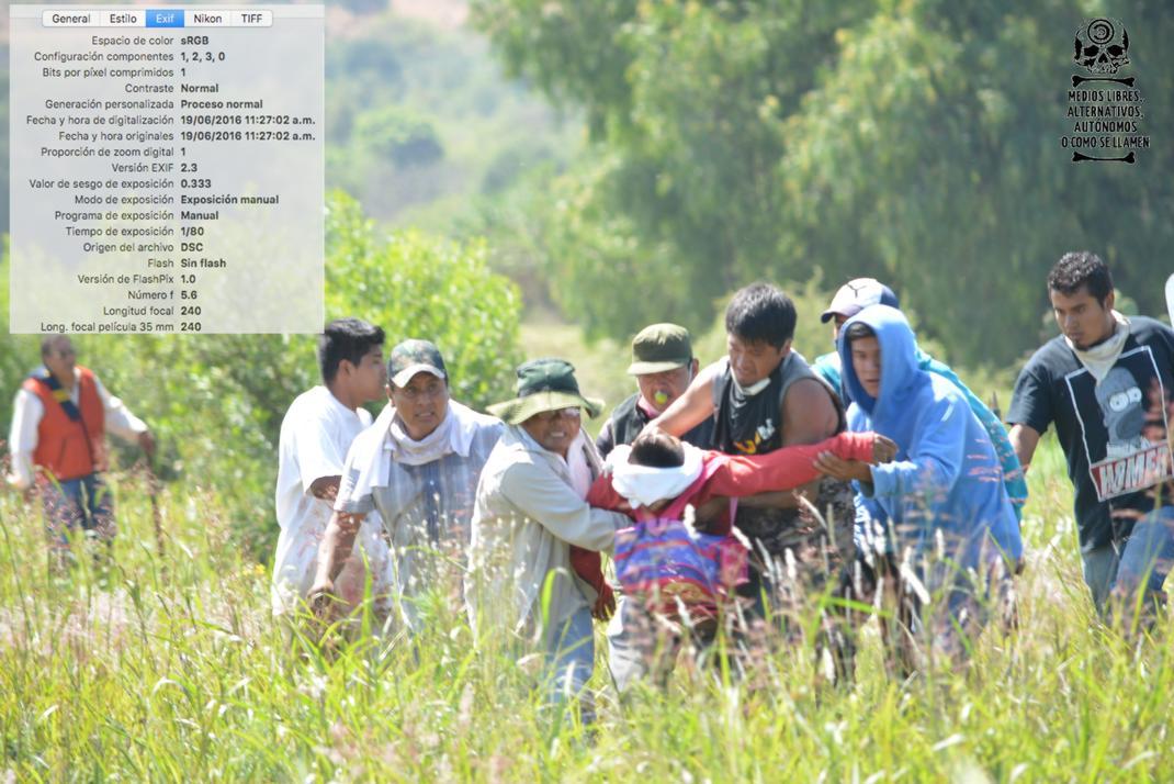 Fotoreportaje: Yalid Jiménez, un caso de los 10 asesinatos en Nochixtlán, Oaxaca