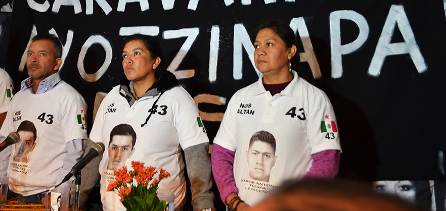 EZLN y CNI: de los 43 desaparecidos, el castigo a los culpables nacerá de la lucha de abajo