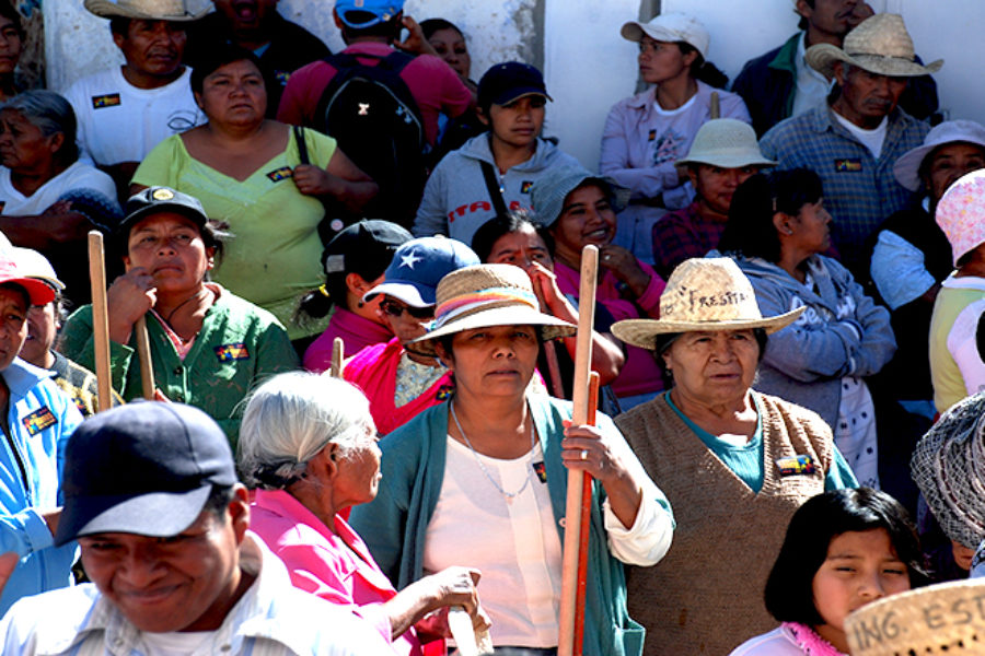 As Men Emigrate, Indigenous Women Gain Political Opportunities and Obligations in Mexico