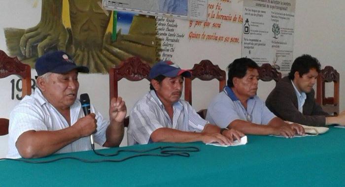 México: Exigen mayas detener uso de glifosato en sus tierras