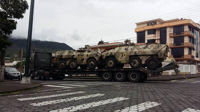 Ecuador: ataque militar contra nativos Shuar