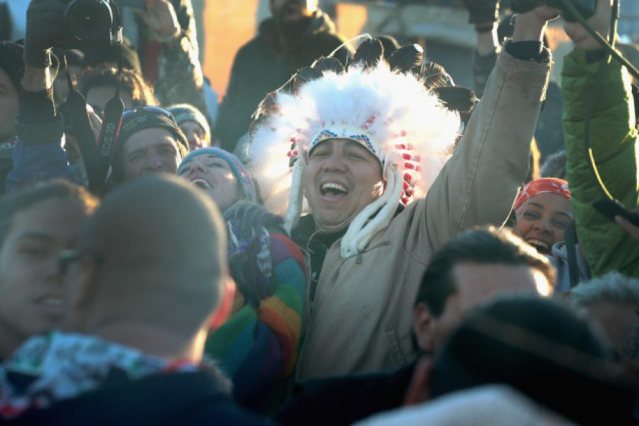 Dakota Access Pipeline Will Be Rerouted In A Victory For Standing Rock Tribe