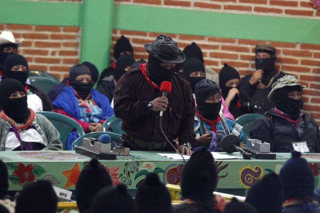 Palabras del Subcomandante Moisés y Galeano en el encuentro L@s Zapatistas y las ConCiencias por la Humanidad