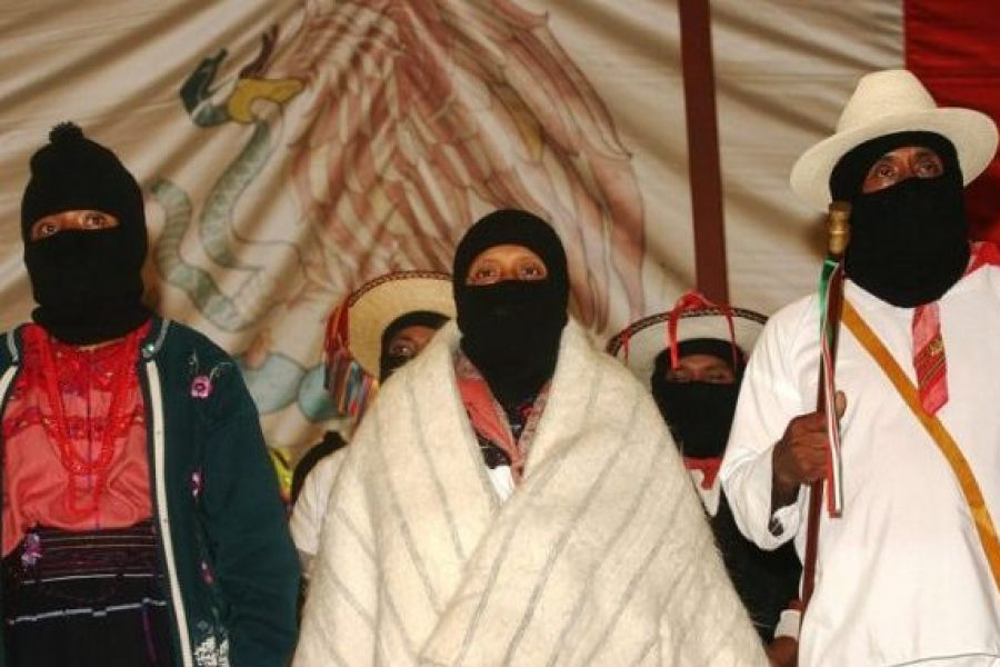 México: Zapatistas and Indigenous Mexicans Create Parallel Government for Indigenous Autonomy