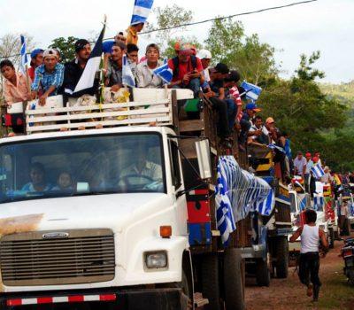 Neoliberalism Creeps in: Nicaragua's Slow Departure From Sandinista Ideals