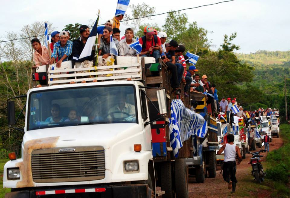 Neoliberalism Creeps in: Nicaragua's Slow Departure From Sandinista Ideals