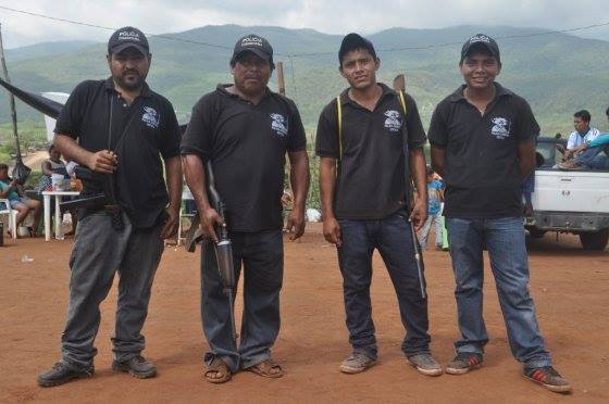 Liberan a comunitarios secuestrados en Michoacán