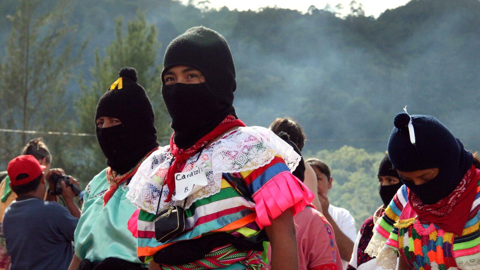 Anuncia EZLN próximas actividades de 2017
