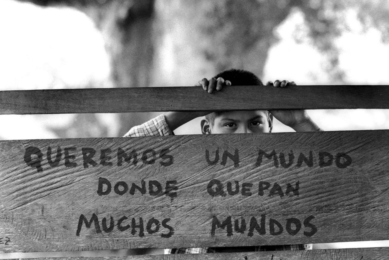 EZLN, en la guerra mundial actual, la disputa es entre el sistema capitalista y la humanidad.