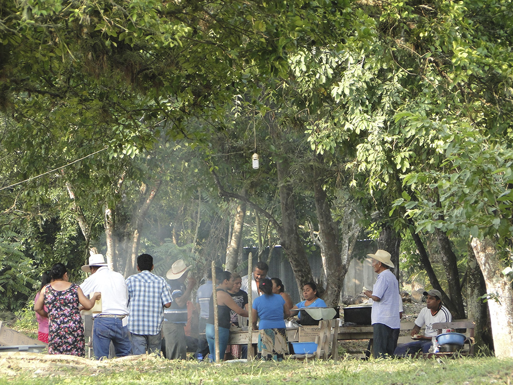 CNI Oaxaca: Pueblos de la Chinantla avanzan organización contra megaproyectos