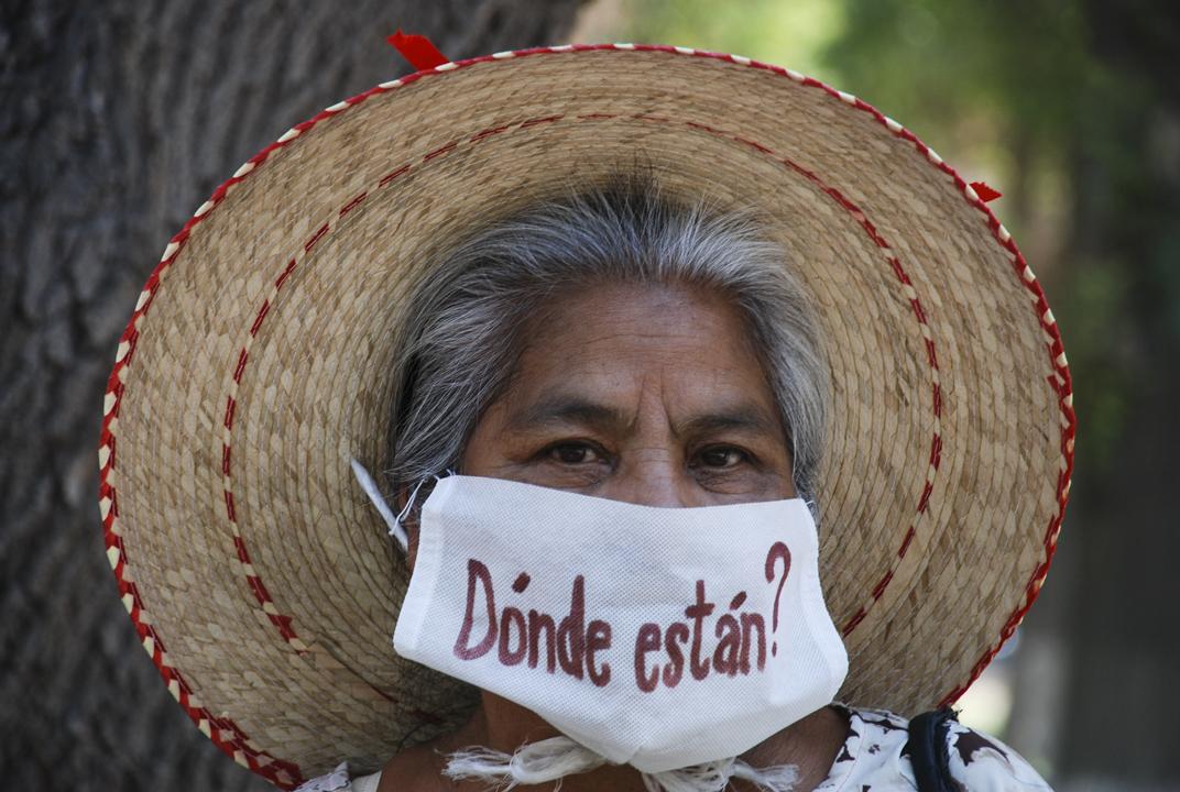 Aumentan desapariciones en México y es Venezuela quien llevará el tema de los 43 a la OEA