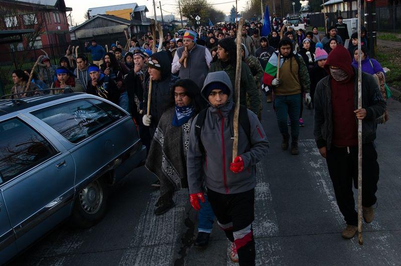 Chile:  Dos jóvenes Mapuches fueron asesinados por un capitán que apropió tierras ancestrales