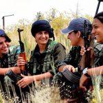 Mujeres del Kurdistán: Marichuy no es solo la voz de los indígenas de México, sino al mismo tiempo de todas las mujeres del mundo.
