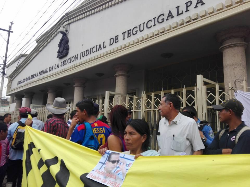 Justicia de Honduras decide en tres días si dará continuidad al caso Berta Cáceres