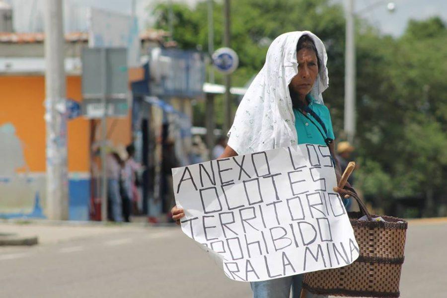 Oaxaca: Comunidades de los Valles Centrales denuncian minera canadense por excavasiones ilegales