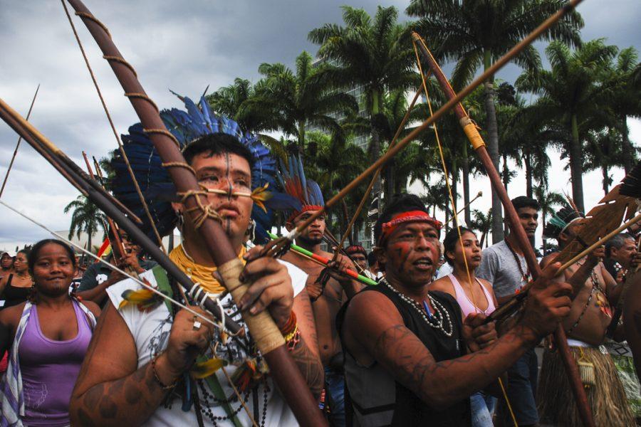 Brasil: La disputa de las tierras indígenas para plantación de soya