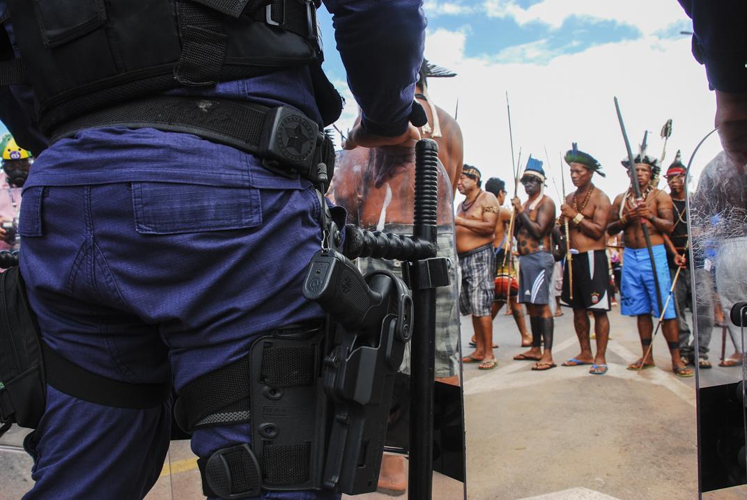 Brasil: Cifra récord de asesinatos por conflictos de tierras en 2017