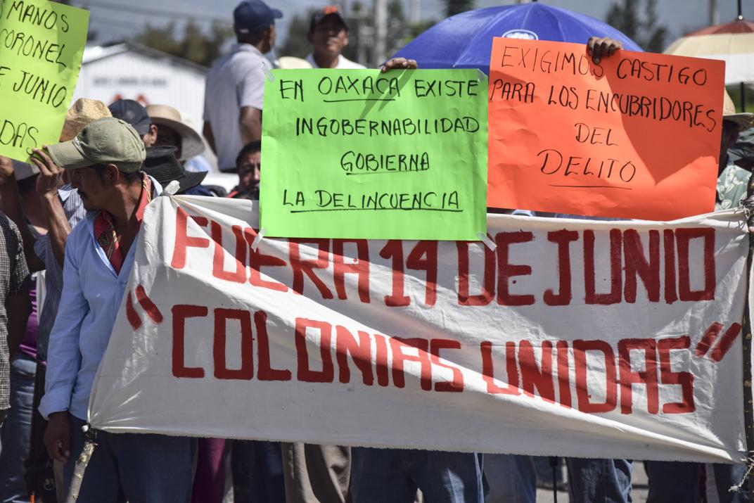 México: del manejo sustentable al desastre ambiental de la basura en Oaxaca