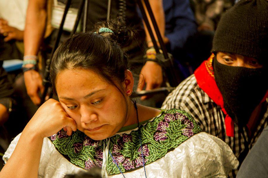 Pueblos originarios dan el primer paso con el registro de su vocera para las elecciones de 2018 en México