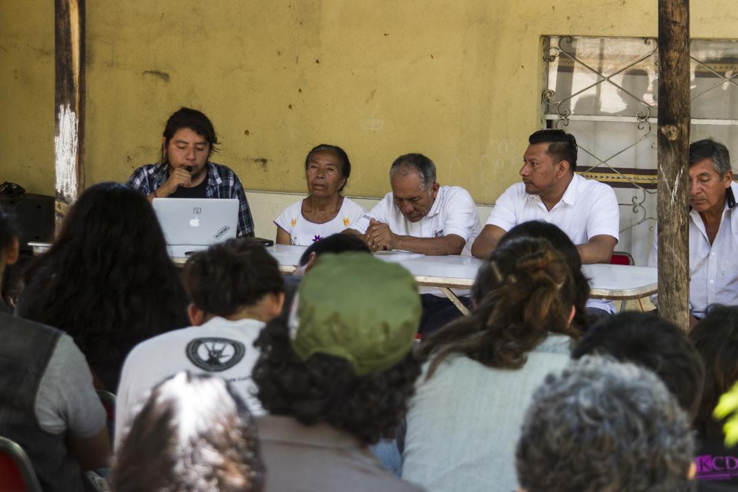 México: Oaxaca se suma a recoger 30 mil firmas para el registro de Marichuy